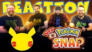 25 Years of Memories and New Pokémon Snap REACTION!! #Pokemon25