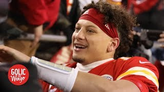 No other quarterback would be doing what Patrick Mahomes has done - Dan Orlovsky   Golic & Wingo