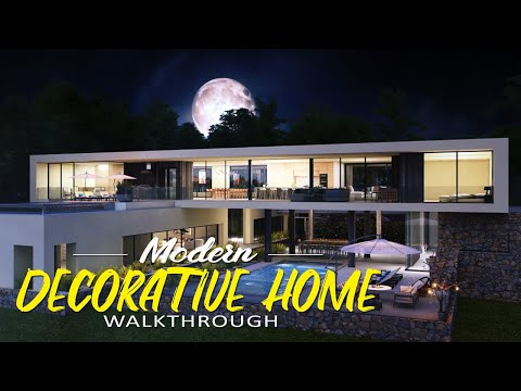 3D Home Design Walkthrough by Yantram 3d interior rendering services