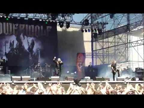 Powerwolf - Werewolves of Armenia (Masters Of Rock 2011)
