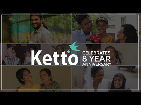Ketto Crowdfunding - Ketto is launching the ' ZERO Platform Fee, as it marks it 8th anniversary - Ketto YouTube