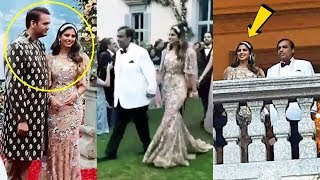 Isha Ambani & Anand Piramal Grand Engegement Party- IN..