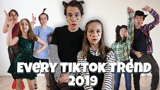 2019 Tik Tok Rewind **Every Trend in Under 6 Minutes**