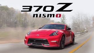 2019 Nissan 370z NISMO Review - When Old is Good
