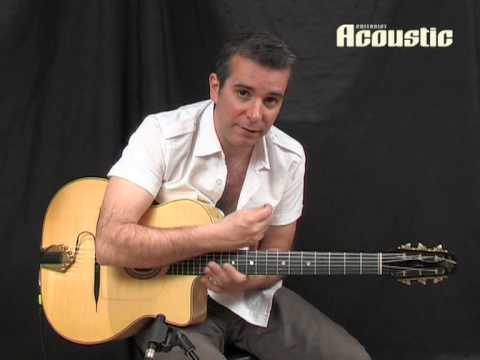 Cours de guitare jazz manouche - l'accord diminué