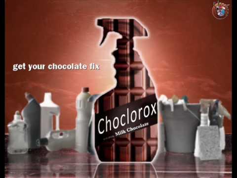 Choclorox - Magazine/Billboard Ads