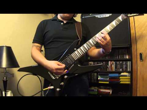 Burzum Ea, Lord Of The Depths Guitar Cover