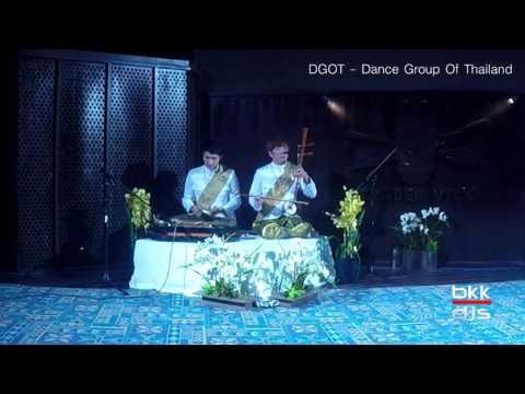 Thai Traditional Music - Medley (Fragment)
