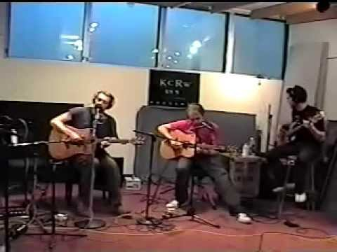 Coldplay - Spies (Studio Live KCRW) (2000-7-20)