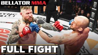Full Fight | Charlie Ward vs. Jamie Stephenson - Bellator 217