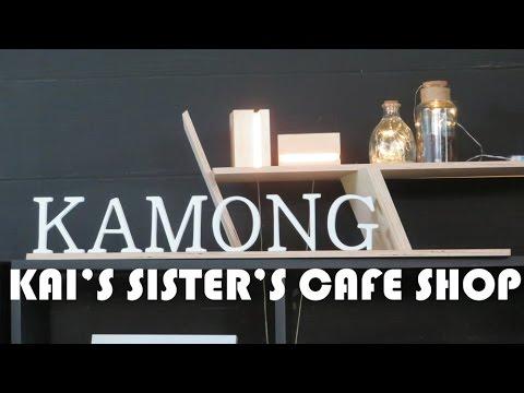 KAMONG (KAI'S SISTER'S CAFE SHOP)~~