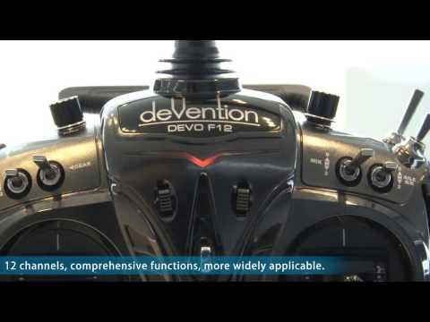 DetoxTAXI.com---The Walkera New Generation FPV Transmission DEVO F12 ...