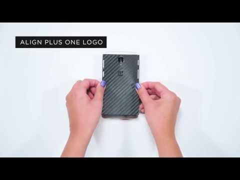 Slickwraps OnePlus 3 Installation Video