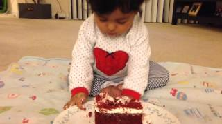 Happy half birthday (cake smash)