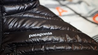 PATAGONIA ULTRA DOWN LIGHTWEIGHT JACKET REVIEW! CHOICE OF MIDLAYER!