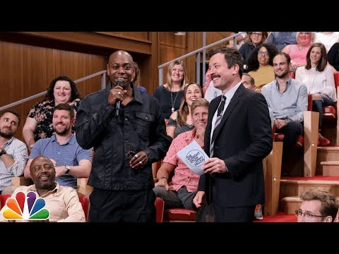 Freestylin' with The Roots with Dave Chappelle