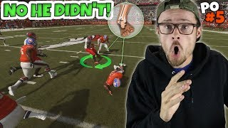 THIS IS JUST WRONG... HE REALLY DIDN'T HAVE TO DO THIS TO THEM!! Madden 19 Packed Out #5