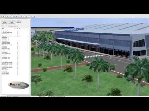 Cam Ranh BIM Base Showcase