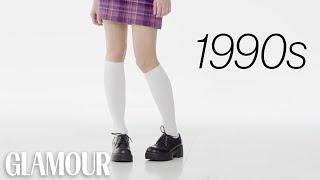 100 Years of Hemlines | Glamour