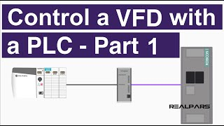Programming Logic Inputs for Speed Control on Altivar 312 Drives