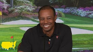 Tiger Woods - 2019 Masters Interview