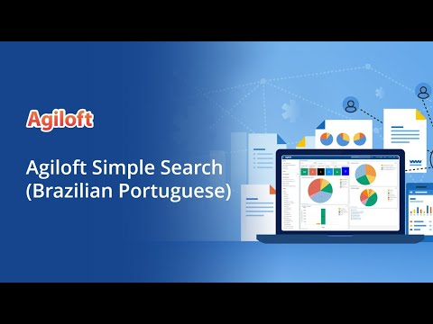 Agiloft Simple Search (Brazilian Portuguese)