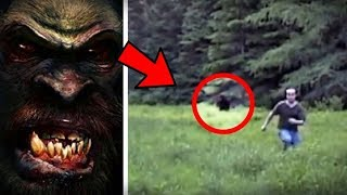 5 Compelling BIGFOOT Sightings Caught on Camera