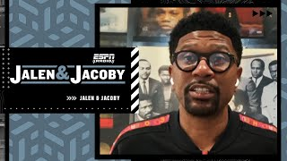 Jalen Rose compares the effort between Team USA and other countries at the Olympics   Jalen & Jacoby