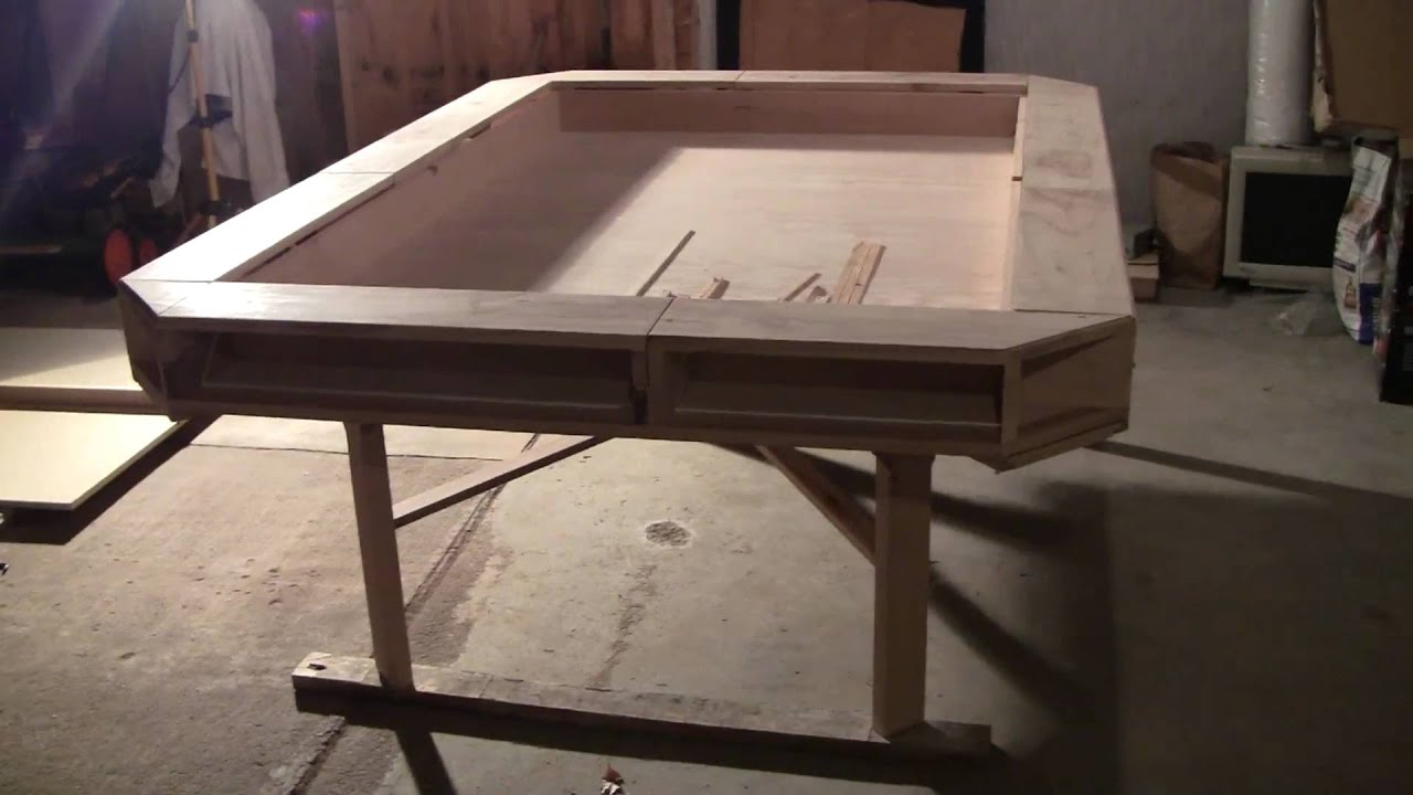 Gaming Table Nearly Complete Youtube