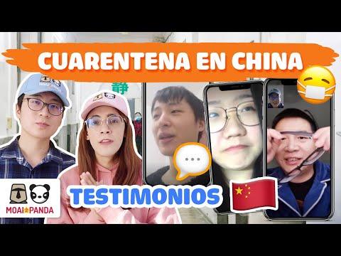TESTIMONIO CHINOS EN CUARENTENA ??? CÓMO VIVEN EL CORONAVIRUS EN CHINA