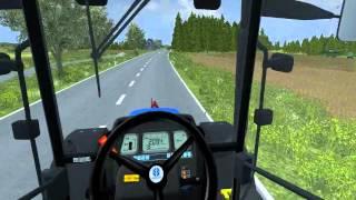FS 2013: New Holland TM150 v 1 0 MR New Holland Mod für Farming