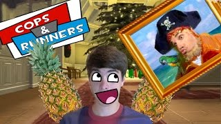 The Pineapple Song!  Cops and Runners: GMOD