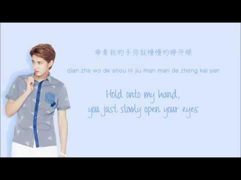 EXO-M - Run (奔跑) (Color Coded Chinese/PinYin/Eng Lyrics)