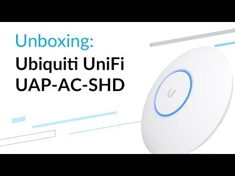 Ubiquiti UniFi UAP-AC-SHD – nowa generacja zabezpieczenia sieci Wi-Fi