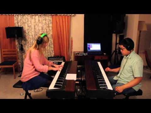 Lara and Jonathan play 'Under The Sea'!