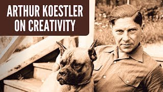 Arthur Koestler Quote   The Act of Creation