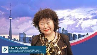 MIX PALESTRAS | Nise Yamaguchi | Recebe prêmio pela prevenção do câncer de pulmão