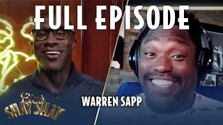 Warren Sapp FULL EPISODE | EPISODE 16 | CLUB SHAY SHAY