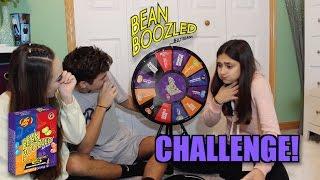 Bean Boozled Challenge - HUGE SPINNER!