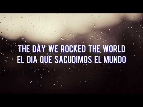 The Script -  Rock the World | Lyrics - Subtitulado al Español