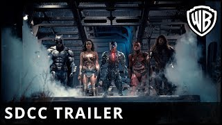 Justice League - Comic Con Sneak Peek - Warner Bros. UK
