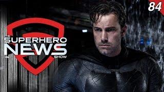 Superhero News #84: The Batman is starting from scratch