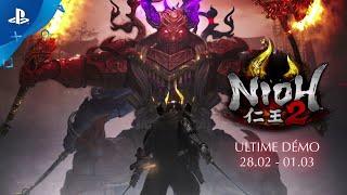 Nioh 2 :  bande-annonce