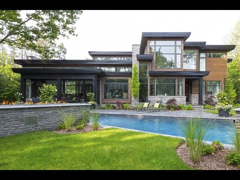 Bachly Construction - Elegant, Contemporary Luxury Home