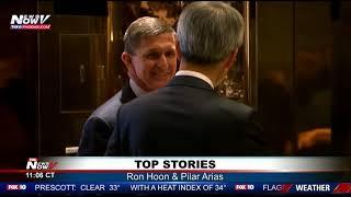 TOP STORIES: Awaiting Flynn Sentencing, Polar Vortex, SpaceX Launch Scrubbed