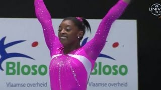 2013 All-Around Champ Simone Biles - Universal Sports