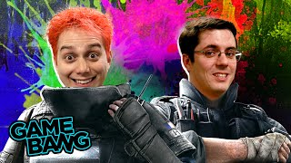 GETTING COLORFUL IN RAINBOW SIX! (Game Bang)