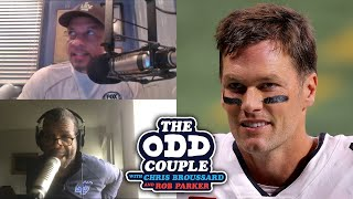 Chris Broussard and Rob Parker Debate Tom Brady's Season and Potential in the Playoffs