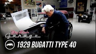 1929 Bugatti Type 40 - Jay Leno's Garage