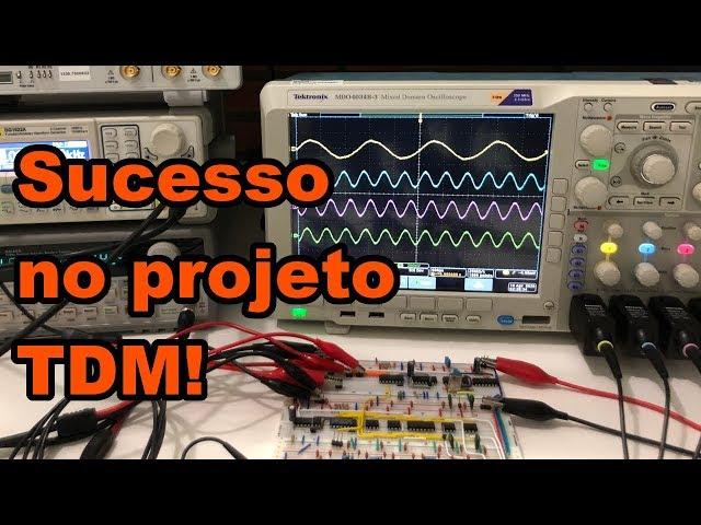 PROJETO DE TELECOM: SUCESSO NA TRANSMISSÃO! | Conheça Eletrônica! #178